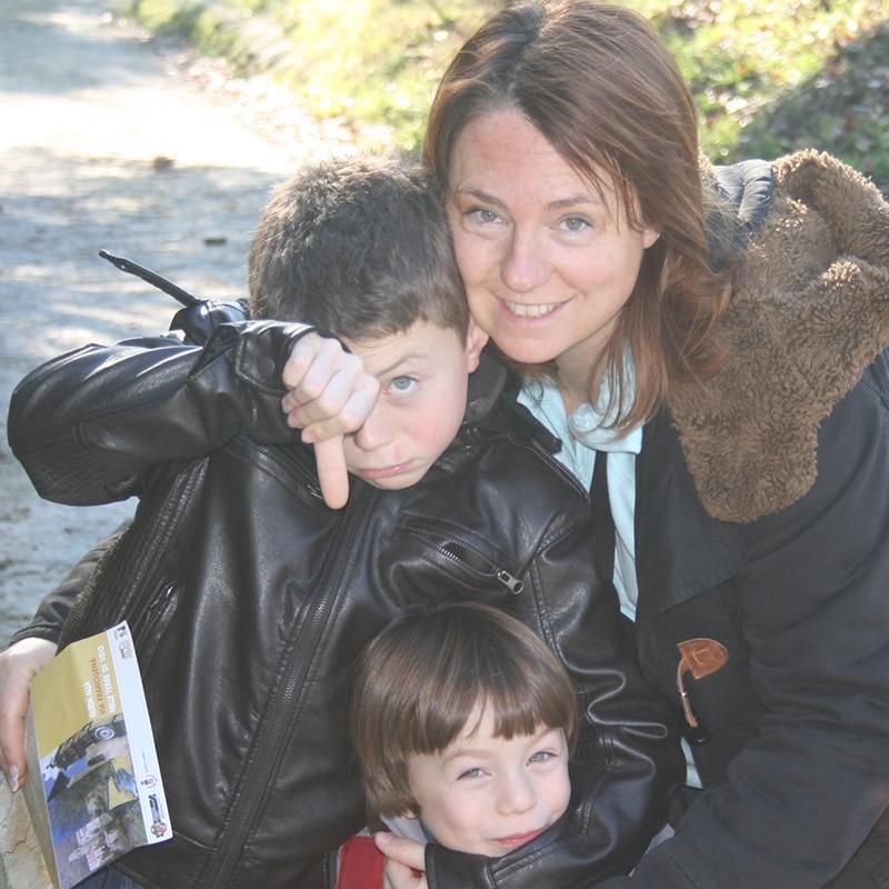 Elisabetta Sarco, autore di Family Go