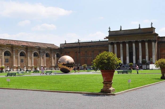 Stradone dei Giardini, Borgo, Roma, Vatican