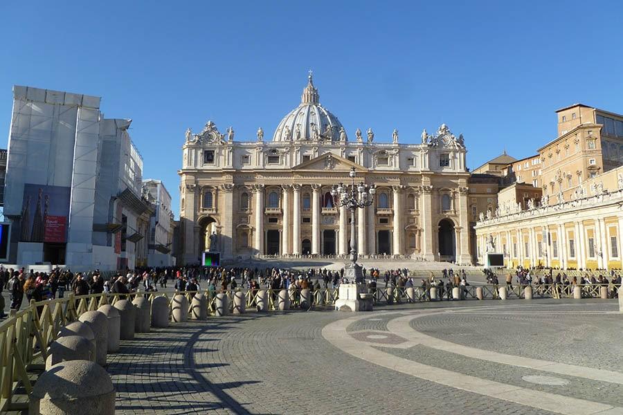 roma-basilica-san-pietro