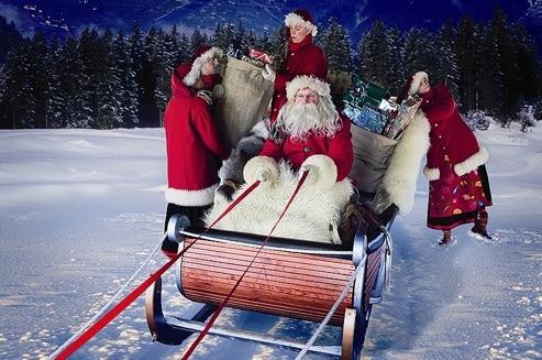 Viaggio Paese Babbo Natale.Babbo Natale In Svezia Viaggio Per Bambini Familygo