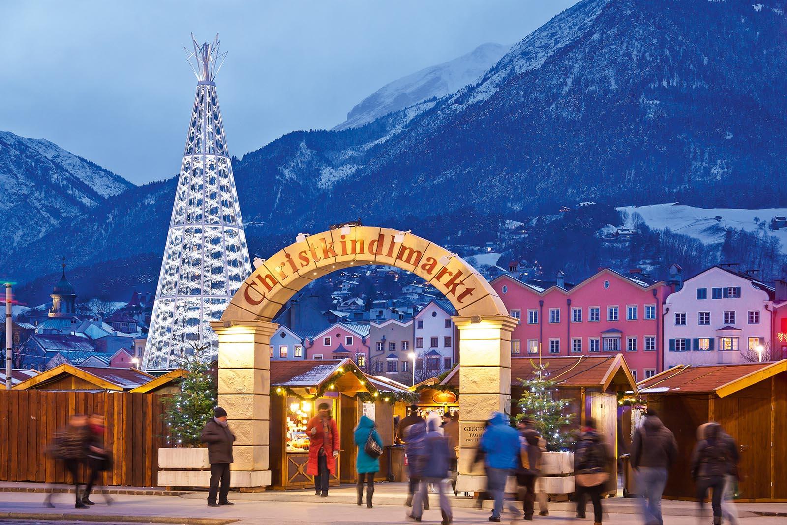 Immagini Mercatini Di Natale Innsbruck.Natale A Innsbruck Con I Bambini Tra Mercatini E Cantastorie