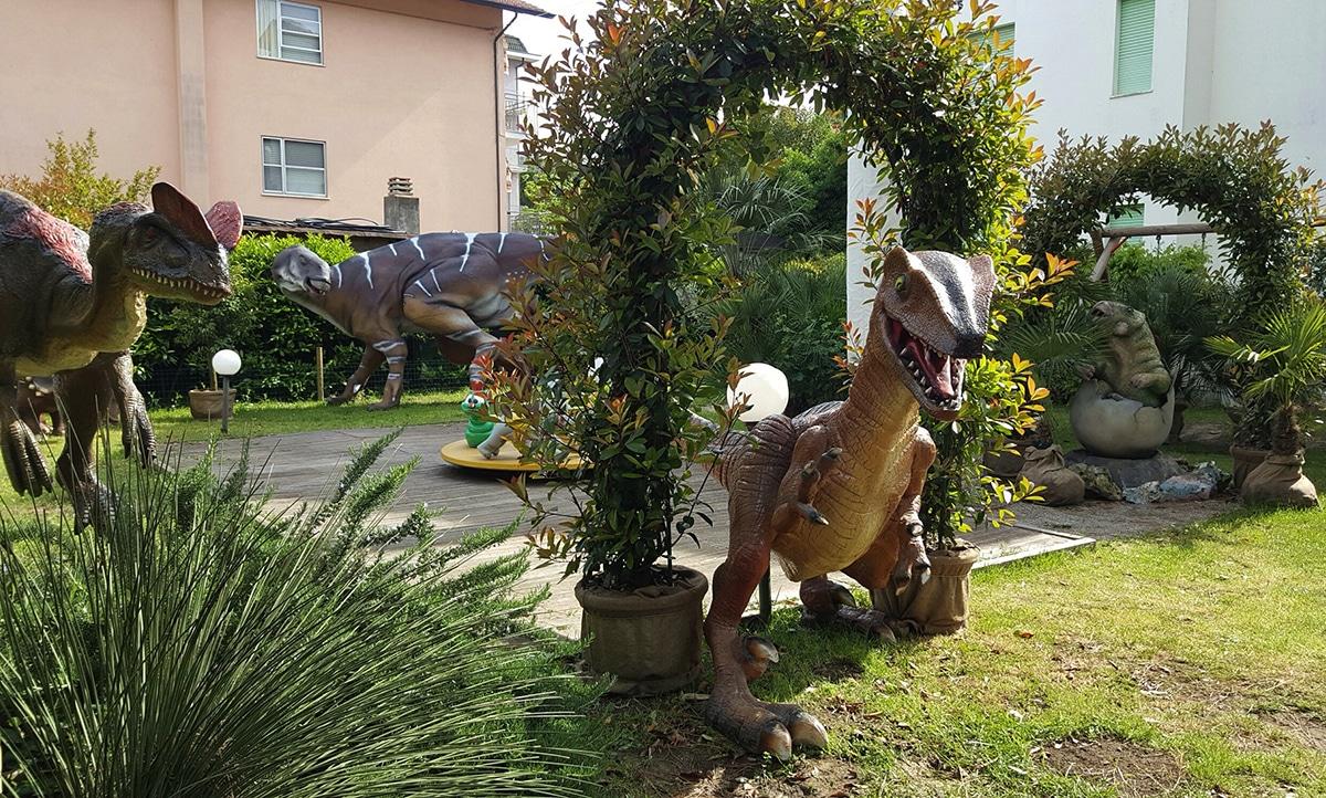 Family hotel cervia, Hotel Major, parco dinosauri