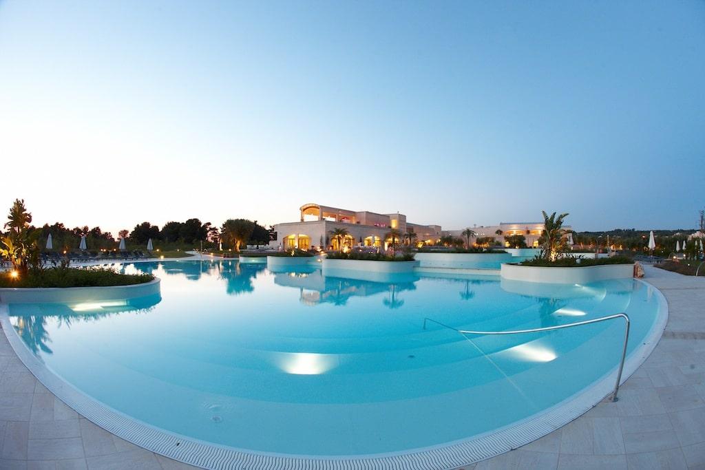 Hotel Nel Salento Direttamente Sul Mare