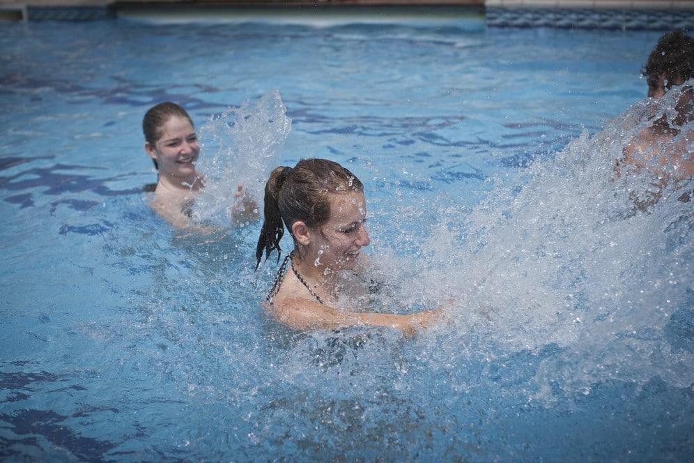 Hotel Majestic Milano Marittima piscina