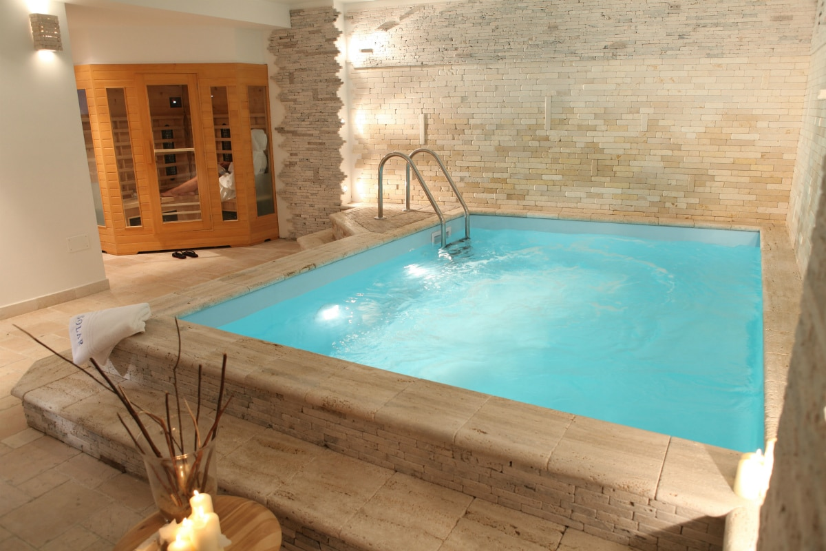 Residence per famiglie nel salento, Residence Solar, piscina