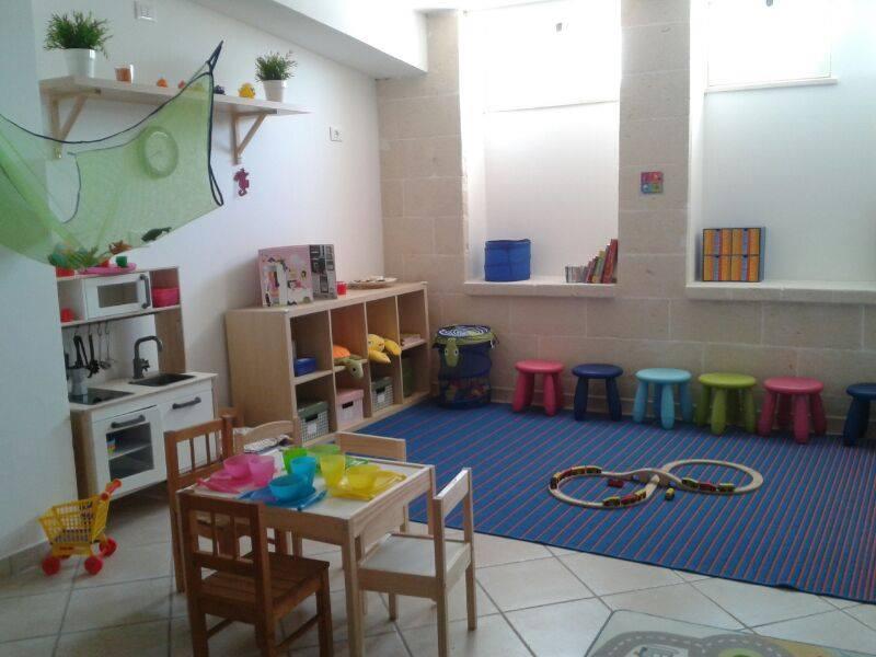 Residence per famiglie nel salento, Residence Solar, sala bambini