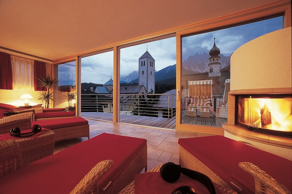 family hotel in val pusteria. Hotel Cavallino Bianco, relax