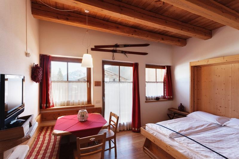 Residence val di zoldo, Valpiccola, interno appartamento