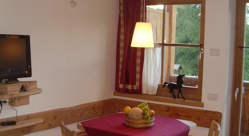 Residence val di zoldo, Valpiccola, interni