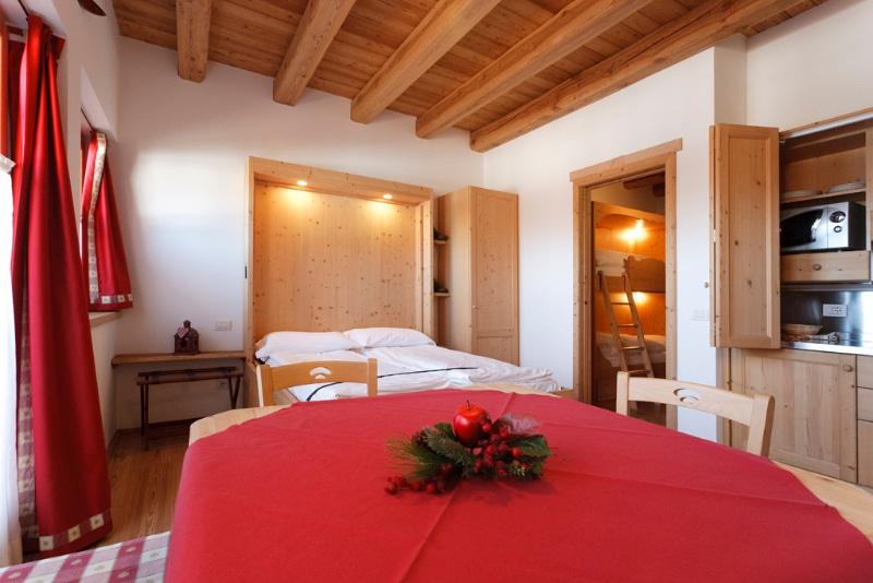 Residence val di zoldo, Valpiccola, appartamento