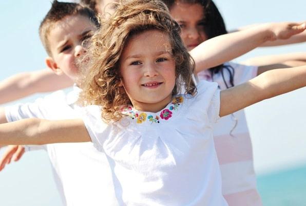 villaggi sul mare nel Cilento, Resort Baia del silenzio, bambini