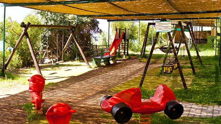 villaggi sul mare nel Cilento, Resort Baia del silenzio, giochi