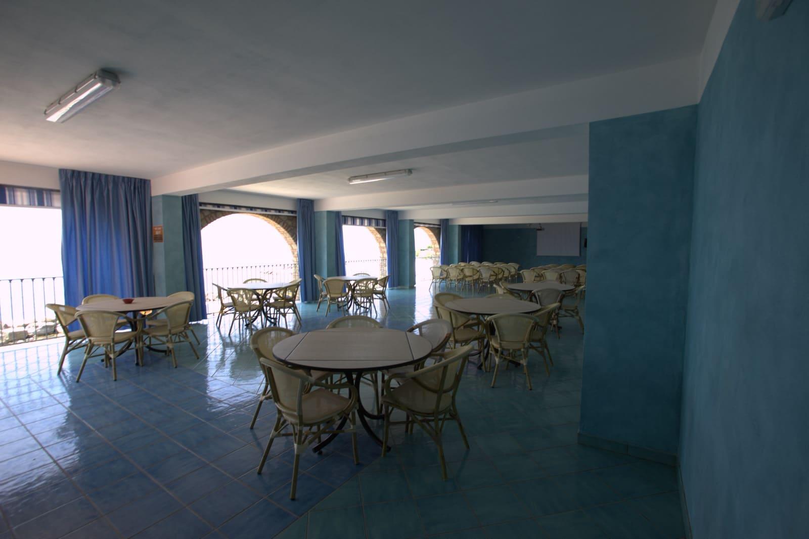 villaggi sul mare nel Cilento, Resort Baia del silenzio, interni