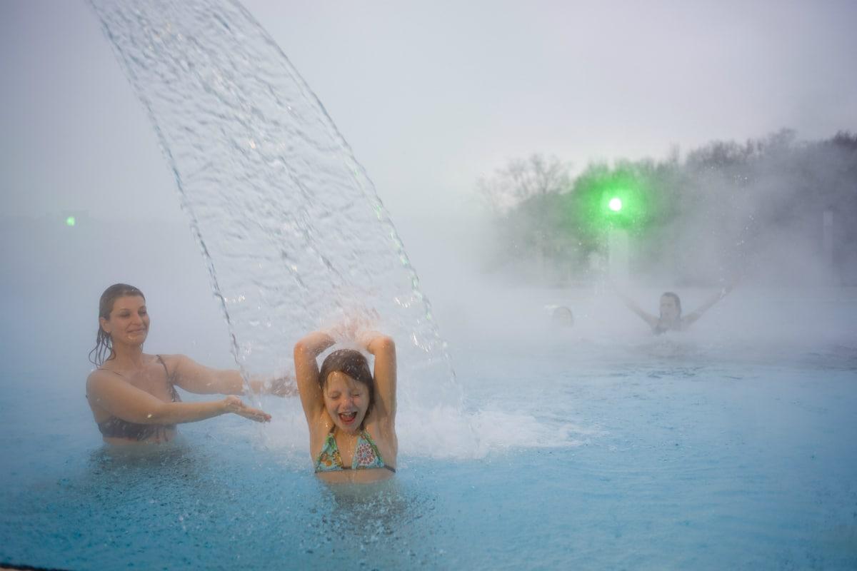 Hotel termale in Austria, Allegria Resort piscine