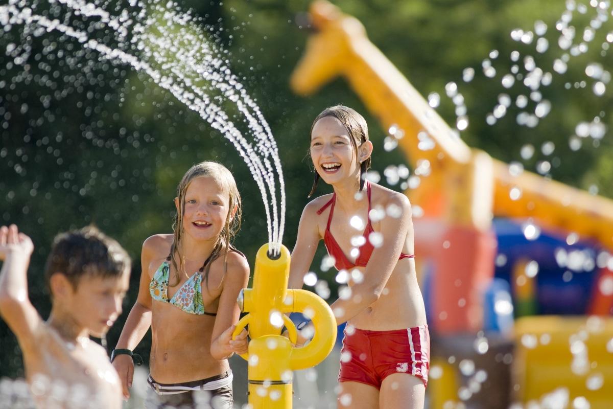Hotel termale in Austria, Allegria Resort, divertimento per bambini
