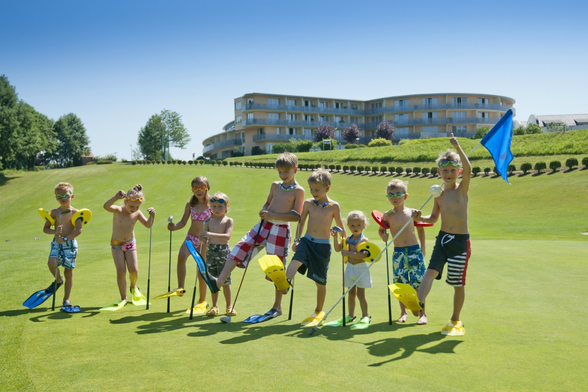 Hotel termale in Austria, Allegria Resort, golf