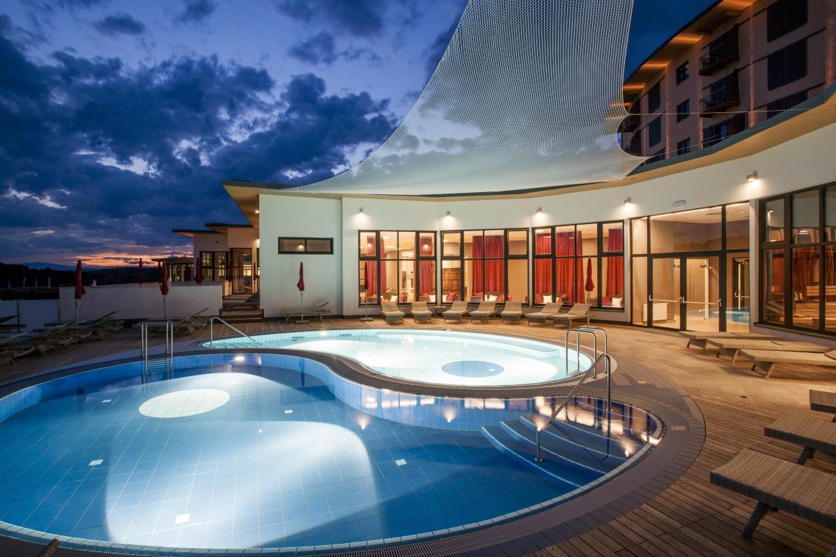 Hotel termale in Austria, Allegria Resort