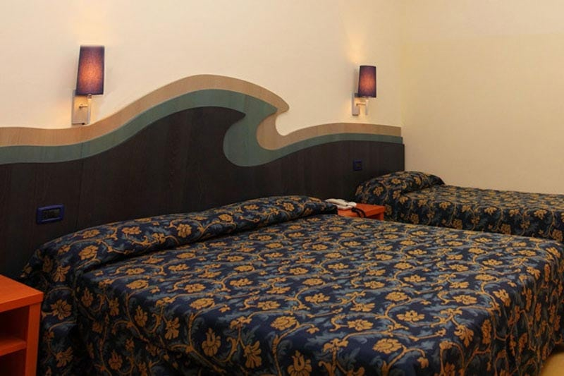 family hotel gargano, Family Hotel Sole, camere