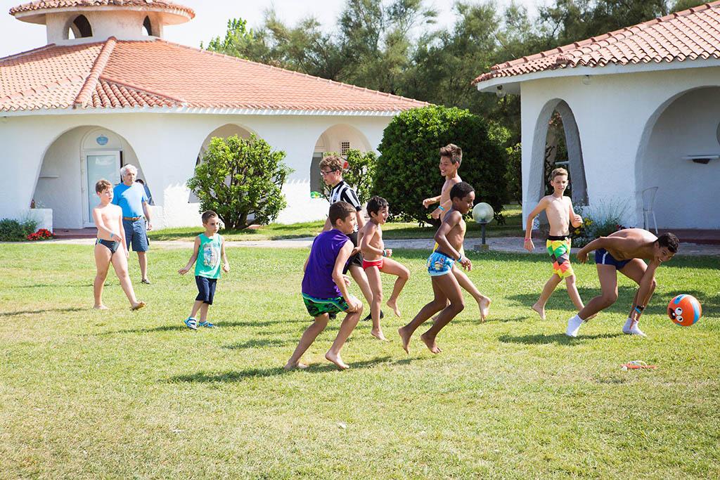 Villaggi nelle Marche: Family Beach Resort Il Girasole, bambini