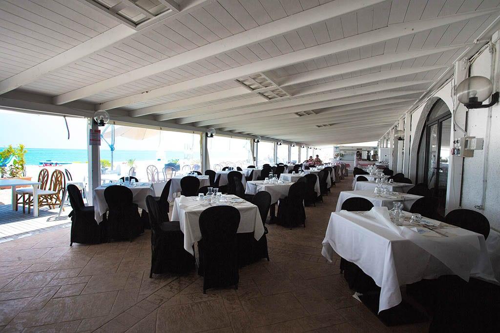 Villaggi nelle Marche: Family Beach Resort Il Girasole, veranda