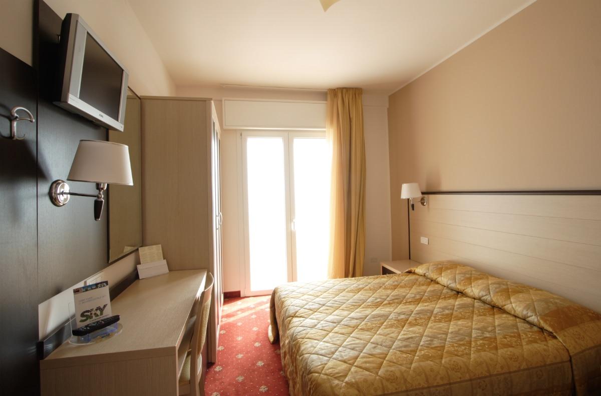 Hotel a Milano Marittima per famiglie, Beach Hotel Apollo camera