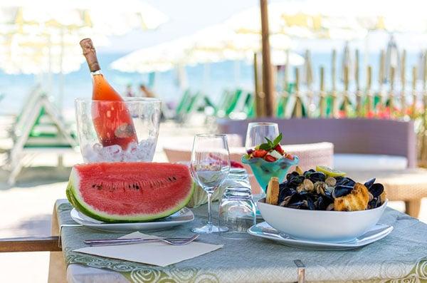 Hotel a Milano Marittima per famiglie, Beach Hotel Apollo gourmet