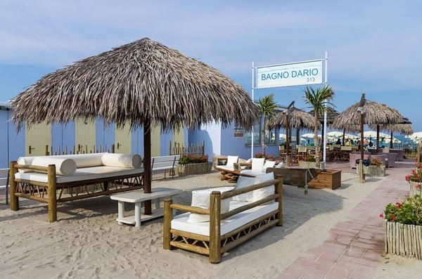 Hotel a Milano Marittima per famiglie, Beach Hotel Apollo, relax in spiaggia