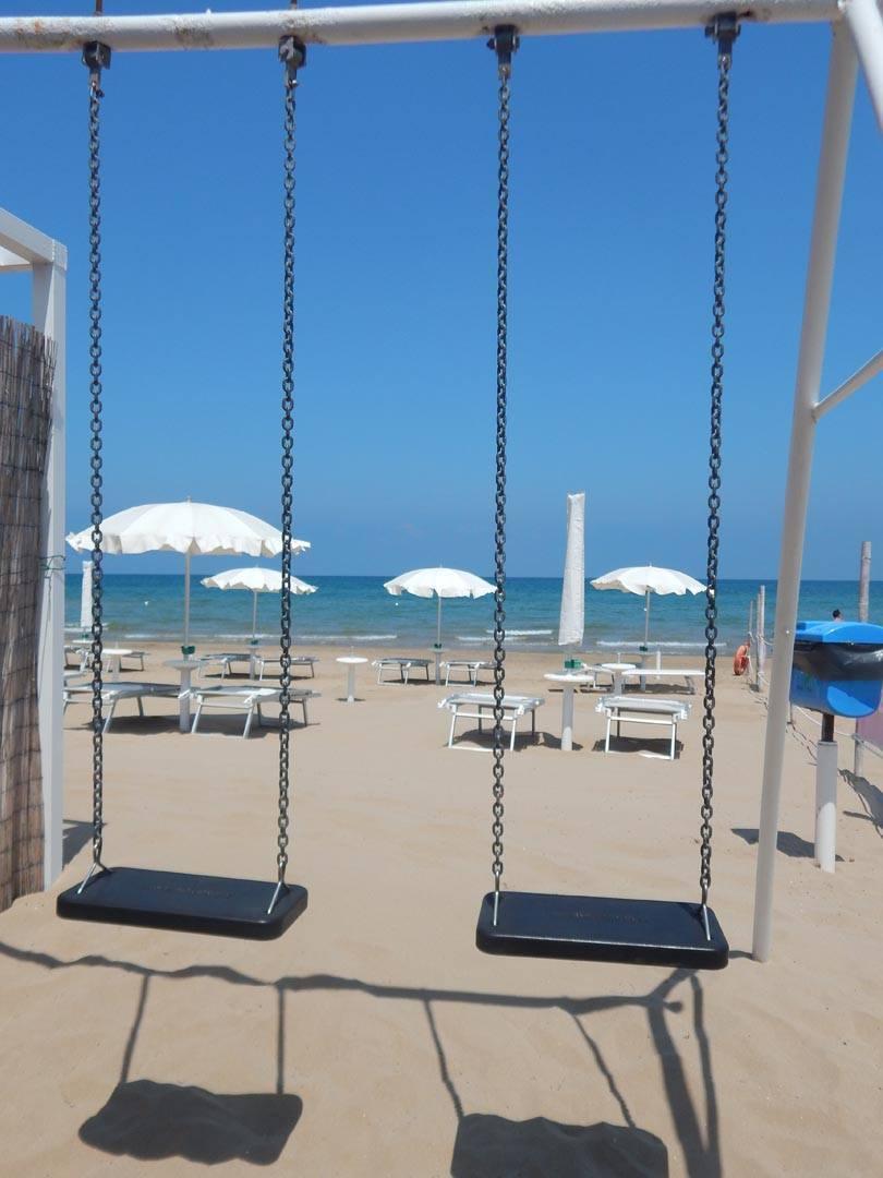 family hotel gargano, Family Hotel Sole, spiaggia