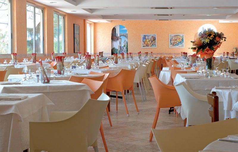 family hotel gargano, Family Hotel Sole, ristorante