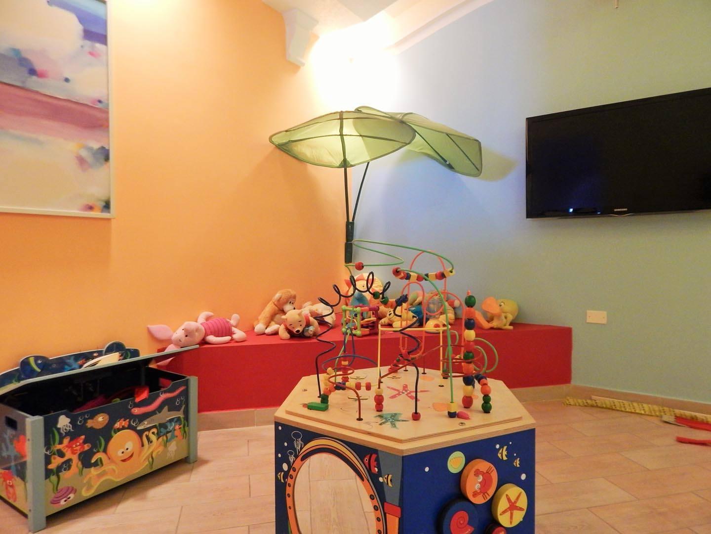family hotel gargano, Family Hotel Sole, ludoteca