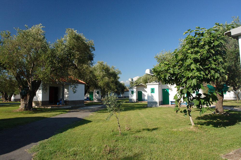 Elea Club, villaggio per bambini in Cilento, bungalow
