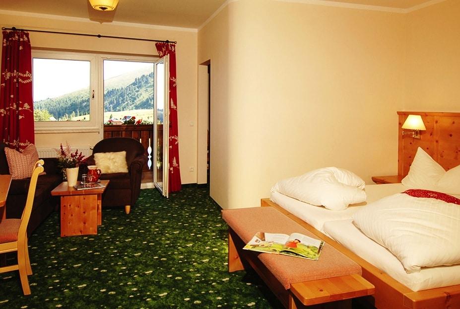Family hotel in Carinzia: Hotel Heidi a Falkertsee, camera