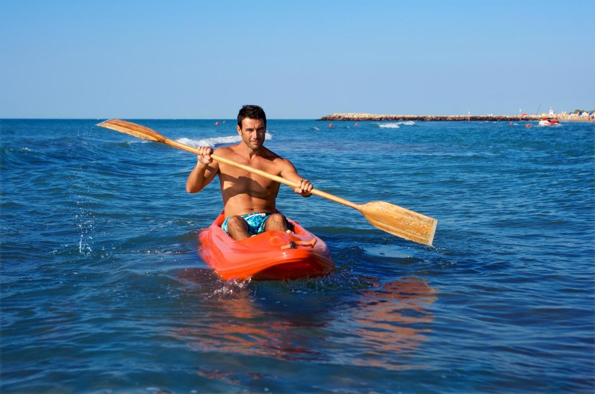 Campeggi a Venezia Europa Village Camping, canoa
