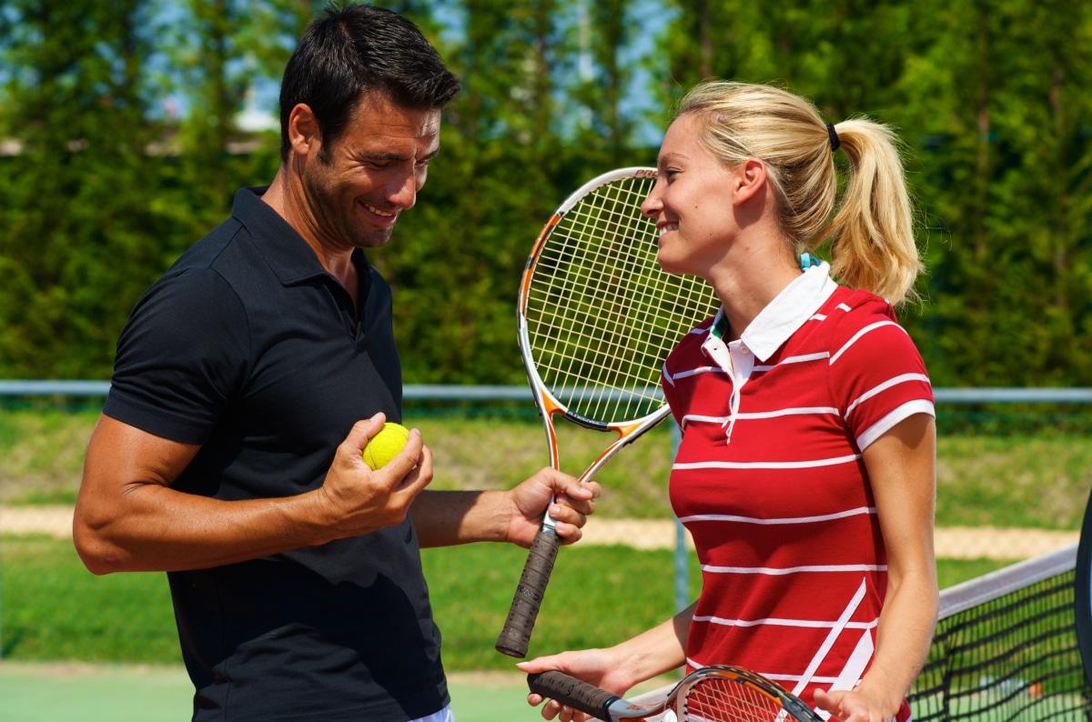 Campeggi a Venezia Europa Village Camping, tennis