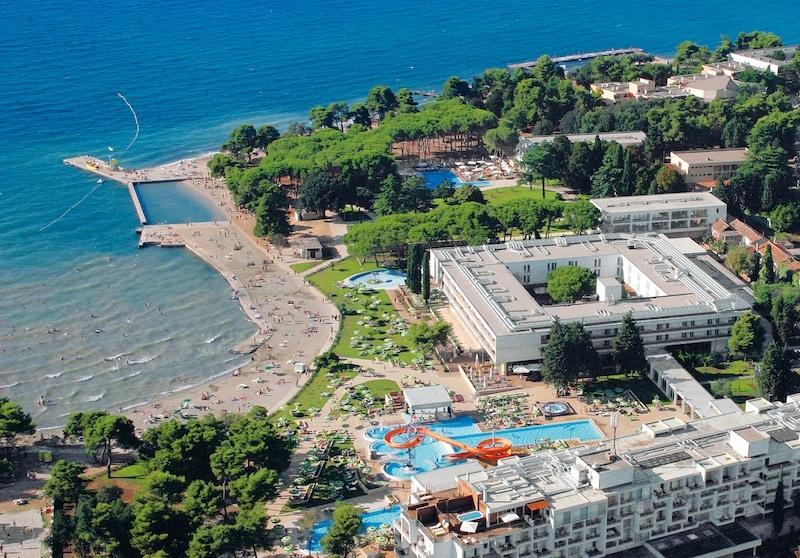 Resort per famiglie Croazia: Club Funmation Borik a Zara, panorama