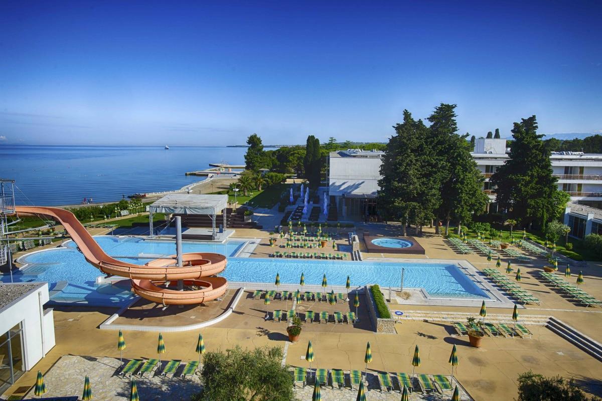 Resort per famiglie Croazia: Club Funmation Borik a Zara