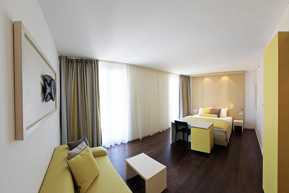 Family Hotel Dalmazia: Family Hotel Diadora a Zara, family room
