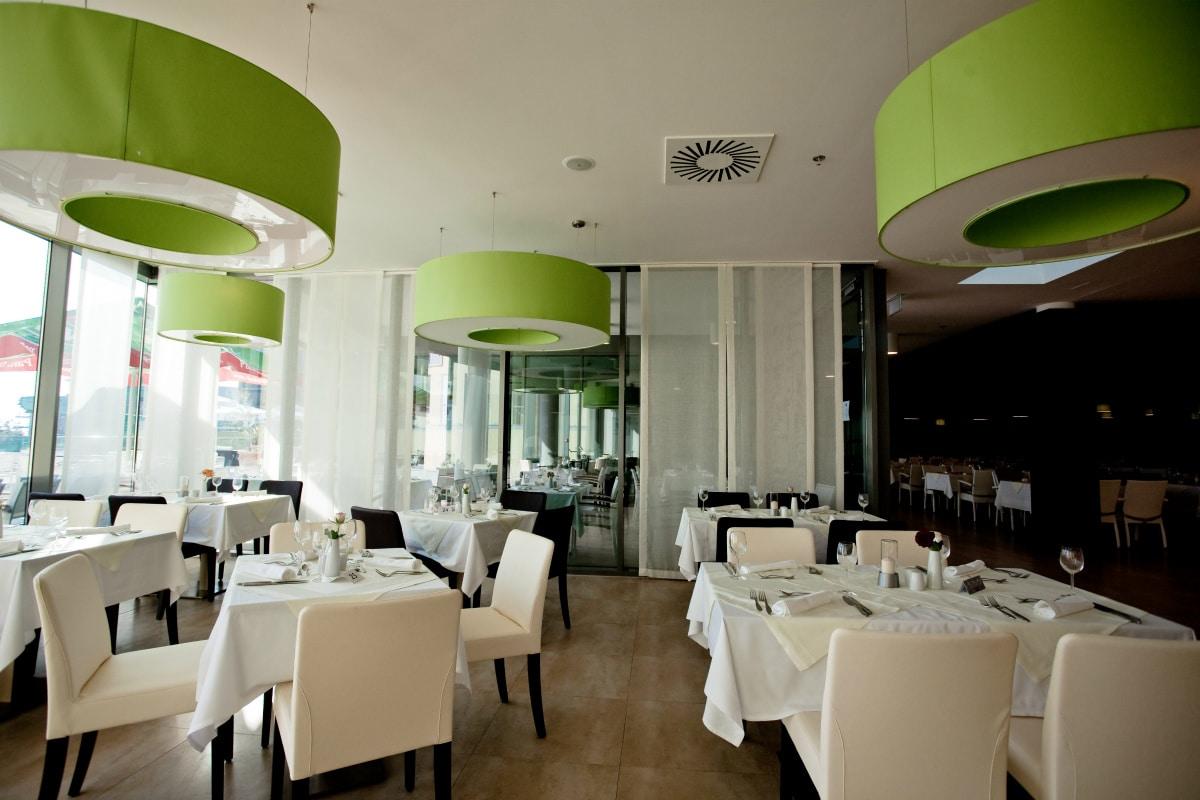 Family Hotel Dalmazia: Family Hotel Diadora a Zara, ristorante