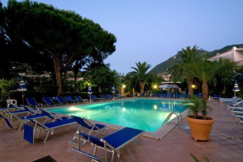 Hotel per bambini a Ischia: Family Hotel & Spa Le Canne, piscina