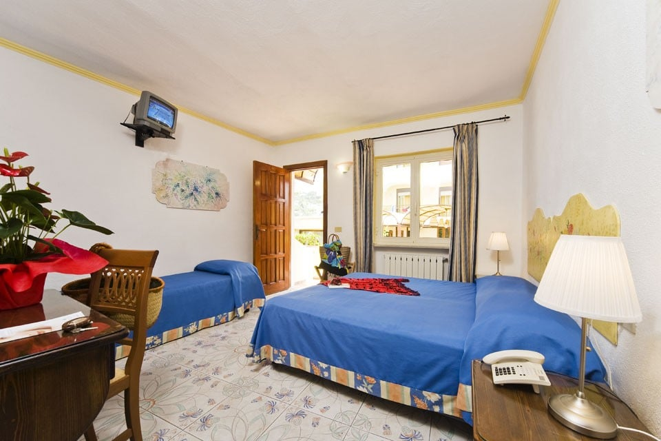 Hotel per bambini a Ischia: Family Hotel & Spa Le Canne, camere family