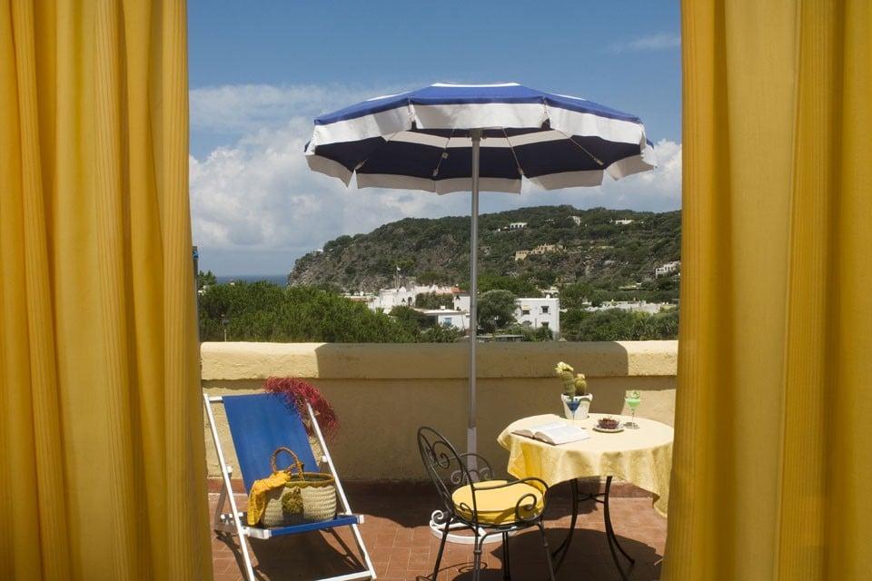 Hotel per bambini a Ischia: Family Hotel & Spa Le Canne, camere con vista