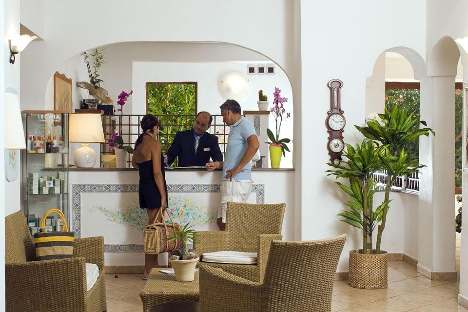 Hotel per bambini a Ischia: Family Hotel & Spa Le Canne, interni