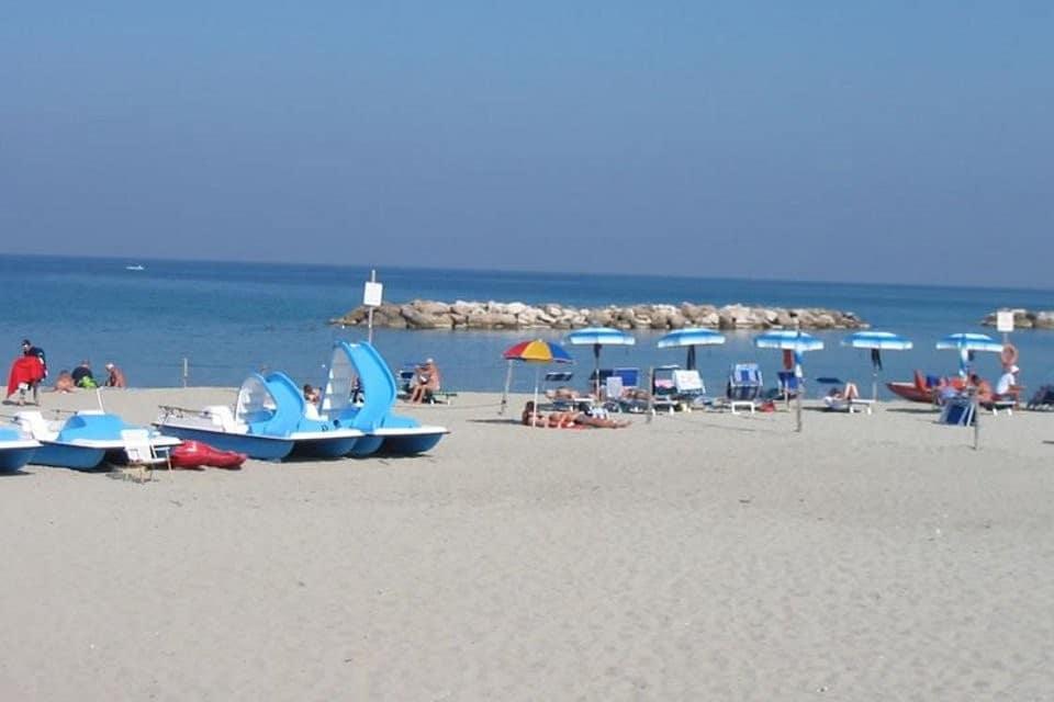 Hotel per bambini a Ischia: Family Hotel & Spa Le Canne, la spiaggia