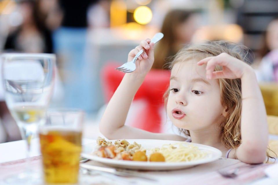 Hotel per bambini a Ischia: Family Hotel & Spa Le Canne, menù bambini