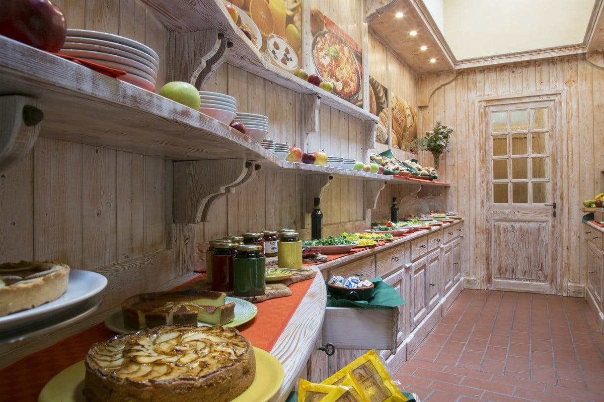Agriturismo per famiglie in Maremma, Tenuta Il Cicalino, buffet