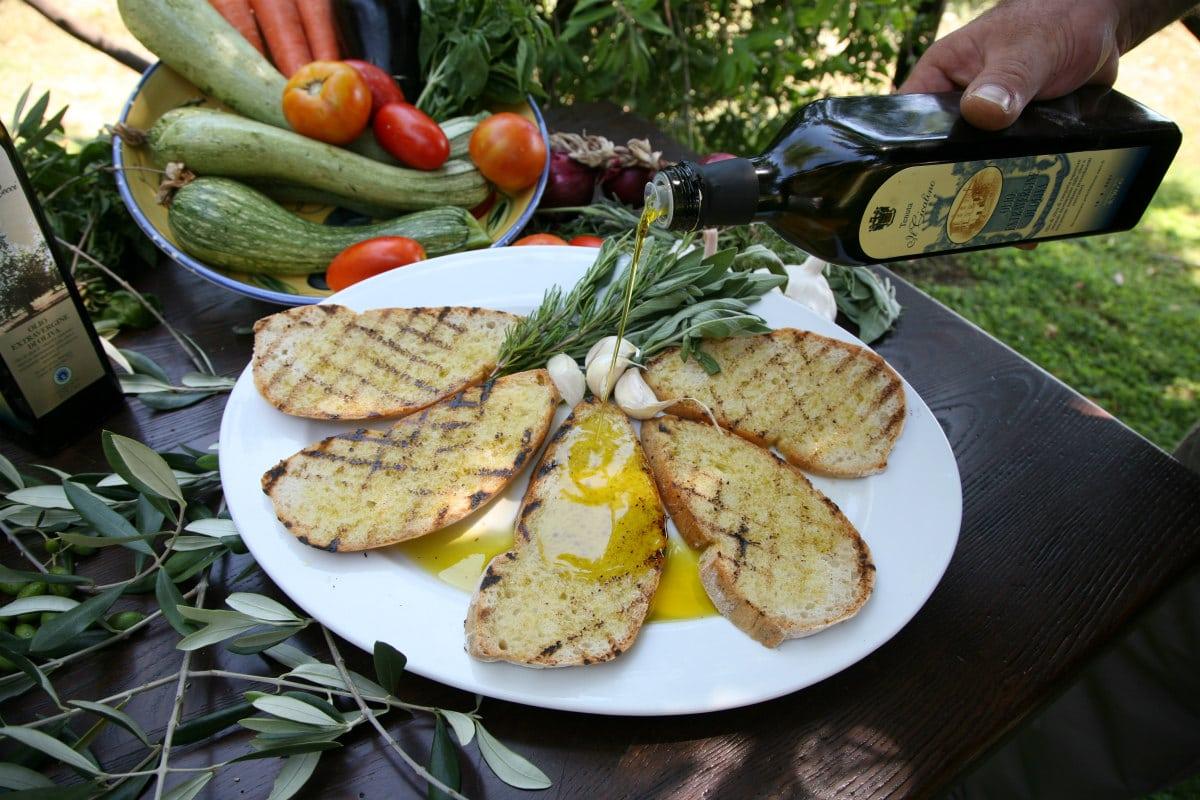 Agriturismo per famiglie in Maremma, Tenuta Il Cicalino, olio