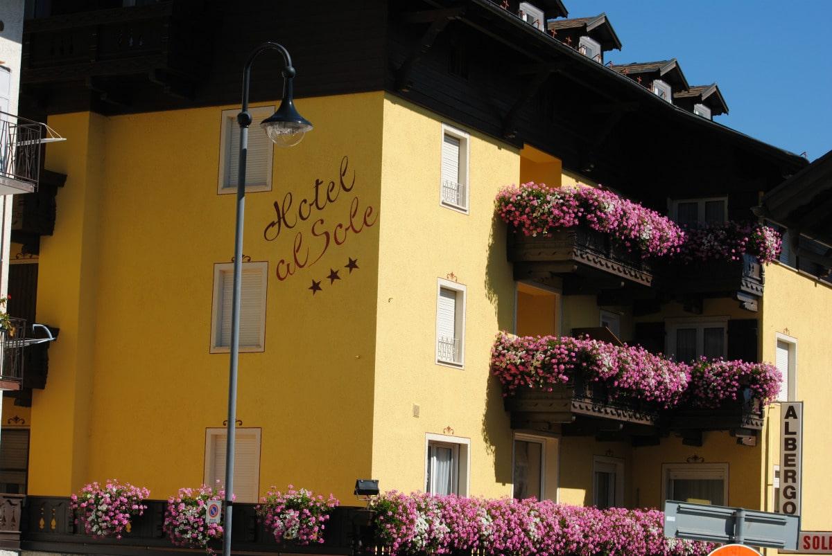 Hotel a Folgaria per bambini: Hotel al Sole, esterno