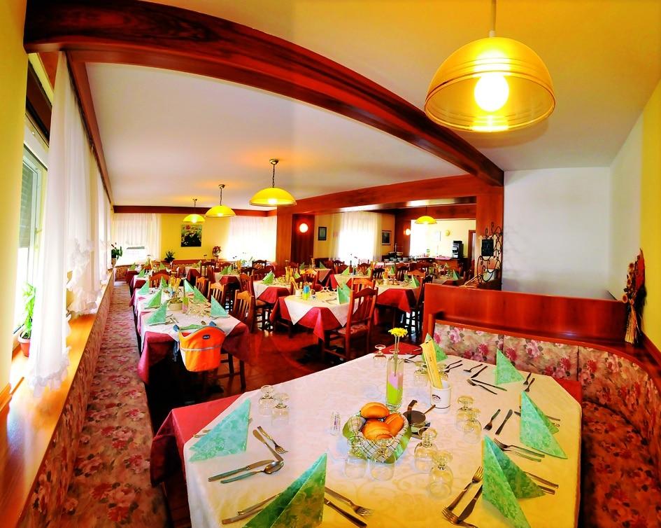 Hotel a Folgaria per bambini: Hotel al Sole, sala ristorante