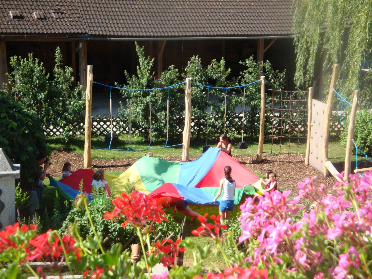 Agriturismo Alto Adige bambini - Residence fattoria Obermoarhof, bambini