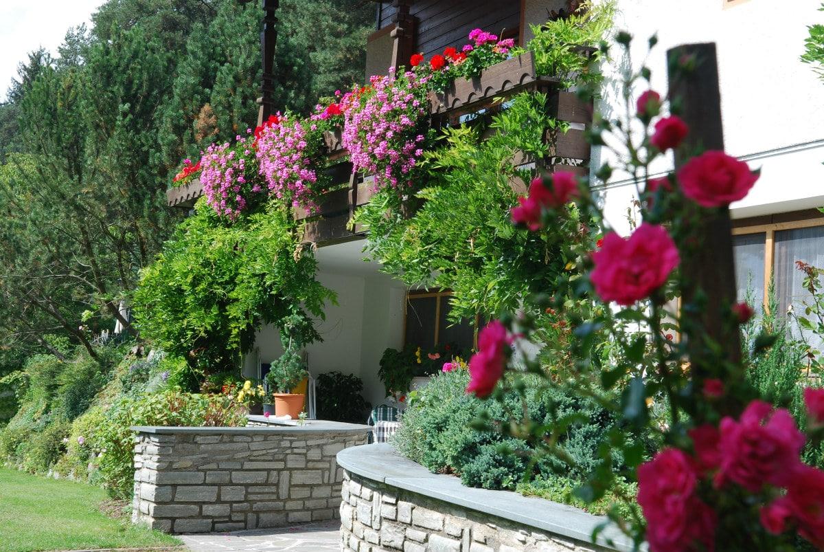Agriturismo Alto Adige bambini - Residence fattoria Obermoarhof, esterni